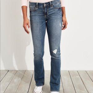 Hollister Boot cut Jean. Size 7R.